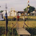The original Griffin's Gate, Pennsic 27 (1997)