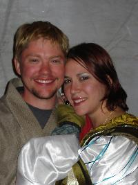 Photograph: Ronan of Midewinde