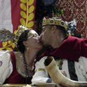A Royal Kiss